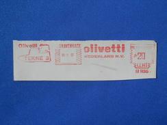 Ema, Meter, Typewriter, Olivetti