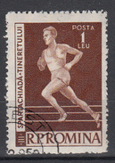 ROEMENIË - Michel - 1958 - Nr 1760 - Gest/Obl/Us