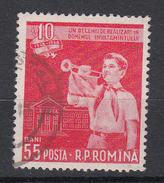 ROEMENIË - Michel - 1958 - Nr 1761 - Gest/Obl/Us