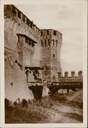 Castelo Di Gradara Ponte Levatoio - Italie