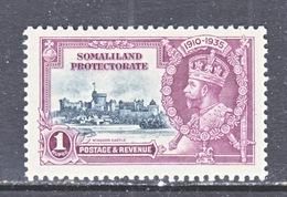 SOMALILAND  PROTECTORATE  80  * - Somaliland (Protectorate ...-1959)