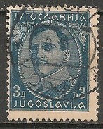 Timbres - Yougoslavie - 1932 - 3 D - N° 215 A - - 1931-1941 Royaume De Yougoslavie