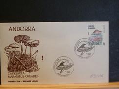 69/076  FDC ANDORRA