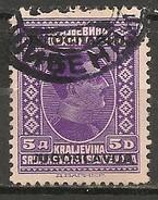 Timbres - Yougoslavie - 1933 - 5 D - N° M. 263 - - 1931-1941 Royaume De Yougoslavie