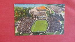 Sanford Bull Dog Stadium Athens Ga  Football   Ref  2588 - Cartes Postales