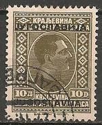 Timbres - Yougoslavie - 1933 - 10 D - N° M. 265 - - 1931-1941 Royaume De Yougoslavie