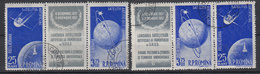ROEMENIË - Michel - 1957 - Nr 1678/79 - Gest/Obl/Us