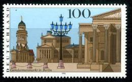 BRD - Michel 1877 - ** Postfrisch (C) - 100Pf  Gendarmenmarkt Berlin - [7] West-Duitsland
