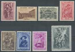 N° 504/11, La Série Rubens De 1939, SC, **/mnh