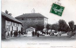 - A 4  -   94 VILLEJUIF. Asile De VILLEJUIF - Services Généraux -    Postee 1907 - Villejuif