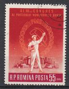 ROEMENIË - Michel - 1960 - Nr 1868 - Gest/Obl/Us