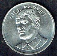 JOEL ROBERT - MOTO-CROSS - Médaille  émise Par BP. - Non Classés