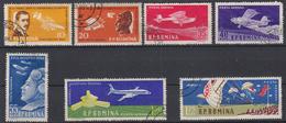 ROEMENIË - Michel - 1960 - Nr 1861/67 - Gest/Obl/Us