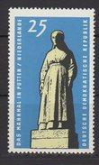 DDR / International Mahn- Und Gedenkstätten / MiNr. 1141