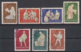 ROEMENIË - Michel - 1960 - Nr 1934/40 - Gest/Obl/Us