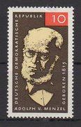 DDR / 150. Geburtstag Von Adolph Von Menzel / MiNr. 1146