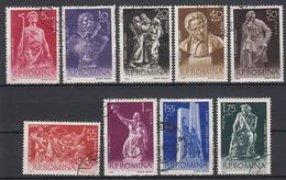 ROEMENIË - Michel - 1961 - Nr 1942/50 - Gest/Obl/Us