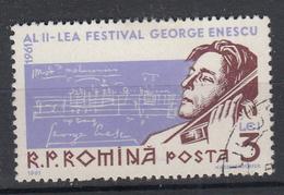 ROEMENIË - Michel - 1961 - Nr 1993 - Gest/Obl/Us