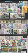 Francobolli  Francobollo World Stamps Stamp Area Italia  Number Numero 48 Pezzi - Italia