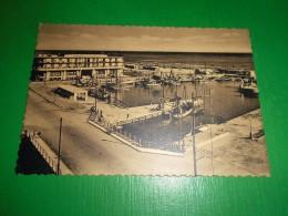 Cartolina Riccione - Albergo Spiaggia Savioli 1950 Ca - Rimini