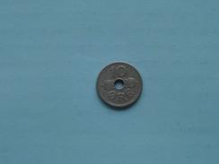 1931 - 10 Ore ( Large N ) KM 822.2 ( Details Zie Foto ) ! - Danemark