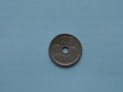 1924 - 25 Ore HCN GJ - KM 823.1 ( Details Zie Foto ) ! - Denmark