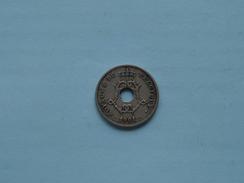 1901 - 10 Cent FR - KM 48 ( Details Zie Foto ) ! - 1865-1909: Leopold II