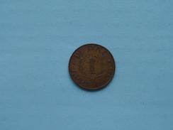 De DAG - 1 APRIL 1935 - Eensgezindheid / Onpartijdigheid ( Details Zie Foto ) ! - Tokens & Medals