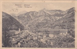 Pontebba - Pontafel - Confine - Reichsgrenze (25532) - Italie