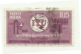 1965 - India 187 Unione Internazionale Delle Telecomunicazioni C4546
