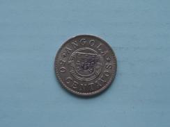 1922 - 50 Centavos ( Rep. Portuguesa ) KM 65 ( Details Zie Foto ) ! - Angola