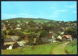 A4561 - Alte Ansichtskarte - Seiffen Schwarteberg - Förster - Seiffen