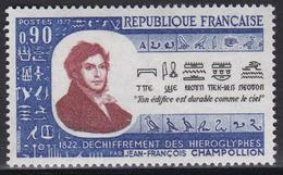 France - YT 1734 - 150e Anniversaire Du Déchiffrement Des Hiéroglyphes Par Jean-François Champollion (1972)