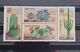 United States, 1981, Mi: 1517/20 (MNH)