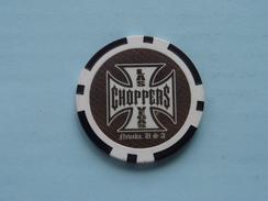 CHOPPERS Las VEGAS Nevada USA ( Details Zie Foto ) ! - Etats-Unis