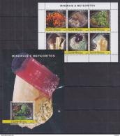 R40 Guinea-Bissau - MNH - Minerals - 2004