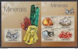 R40 Guinea-Bissau - MNH - Minerals - 2012