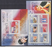 T40 Guinea - MNH - Games - Chess - 2009