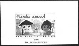 Austria/Autriche: Prova Per La Stampa, Proof For Printing, épreuve Pour L'impression, Bambini, Enfants, Children