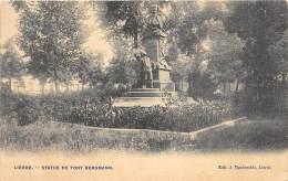 Lierre  -  Statue De Tony Bergmann