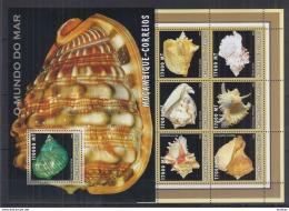 O36 Mozambique - MNH - Marine Life - Shells