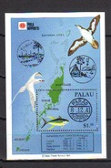 PALAU Poisson Et Oiseaux N° BF12 Neufs** MNH Cote 3.25€