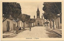 ALGERIE. ZERALDA.  L EGLISE - Andere Städte