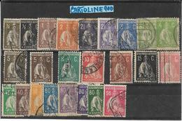 Francobolli Francobollo World Stamps Stamp Portogallo Number Numero 24 Pezzi - Portugal