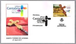 AÑO JUBILAR LEBANIEGO. Santo Toribio De Liebana, Cantabria, 2017