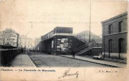 Charleroi - La Passerelle De Marcinelle - Edit. L.L. N° 14 - Charleroi