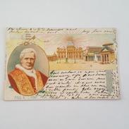 Roma - Pius X. Pont. Max. - Roma (Rome)