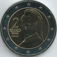 Oostenrijk 2017      2 Euro (Bertha Von Sutner)     UNC Uit De Rol  UNC Du Rouleaux  !! - Austria