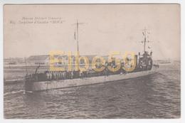 Marine Nationale, Torpilleur D'Escadre Hova, écrite - Guerra
