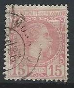 LL-/-162.  N° 5,  Obl. ,   COTE  45.00 € , LIQUIDATION - Monaco